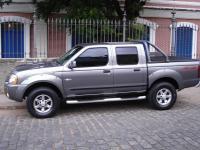 VENDA Carro Nissan Frontier SE 2.8 2003 Valença RJ