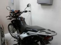VENDA Moto Honda NXR Bros  125 E 2014 Valença RJ