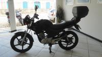 VENDA Moto Yamaha YBR 125 E 2012 Valença RJ